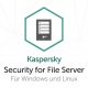 KASPERSKY Security for File Server Vollversion 1-FileServer 3-Jahre, Firmenlizenz Staffel 10-14